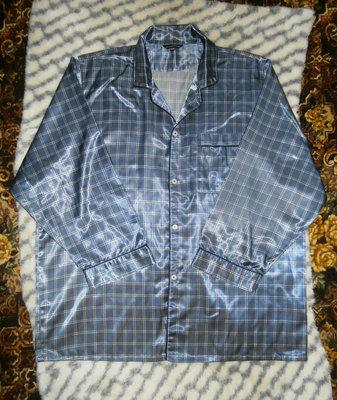 Мужская пижамная атласная рубашка crossbow
