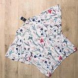 Очень красивая блуза в цветочный принт george р.46/3XL/54