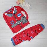 Пижама на 2-4 года хлопок Matalan