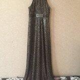 Невероятное роскошное выпускное, вечернее платье Vienna Collection, размер S/M