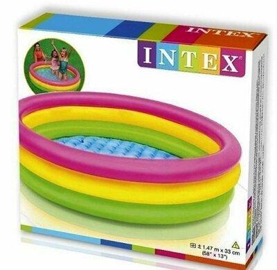 Бассейн надувной Intex 57422 интекс