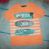 Яркая красивая футболка George 5-6лет