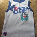 Детская футболка, безрукавка Бемби р.110