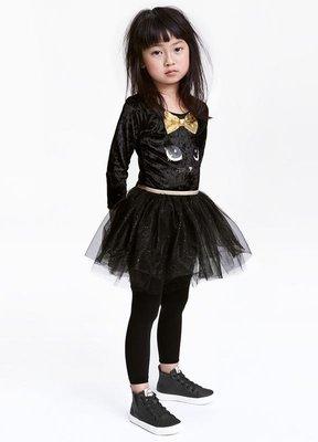 пплатье-костюм на девочку роскошный костюм кошечки ободок H&M