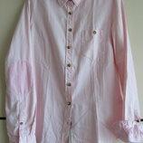 Красивая легкая рубашка тениска котон