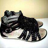 Босоножки сандалии італійські брендові ASSO VERA PELLE Оригінал Італія р.33 стопа 20 см