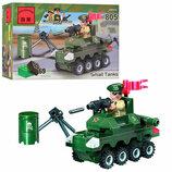 Конструктор Brick 805 Танк 69 деталей