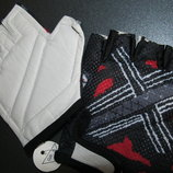 Беспалые перчатки для занятий спортом p S