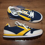 Кроссовки Brooks Chariot cream/navy/yellow vintage