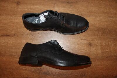 Качественные кожаные туфли Gallus