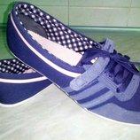 Женские кеды р-40 Adidas