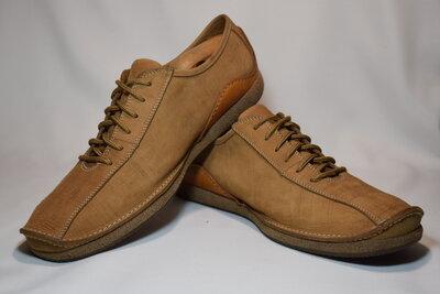 Туфли кроссовки Clarks кожаные. Оригинал. 45 р./29.5 см.