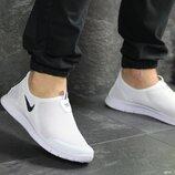 Кроссовки летние Nike Free Run 3.0 , белые, серые