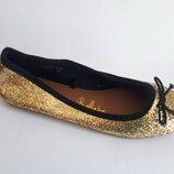 новые балетки туфли George р 41