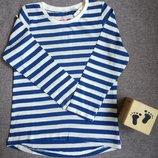 Реглан H&M регланчик 1.5-2 года кофточка футболка