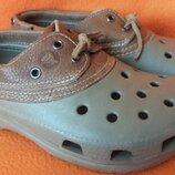 Кроксы Crocs M6-W8 стелька 24,5см