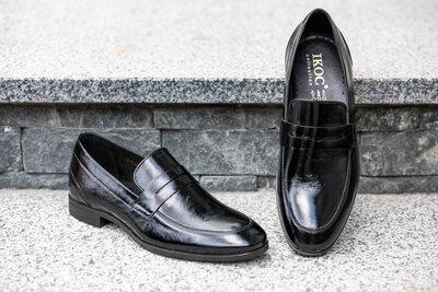 Брендовые Лоферы Икос качественная и практичная обувь, туфли, мокасины