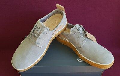 Туфли, мокасины Ecco Crepetray. Оригинал. Размер 42.