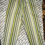Женские хлопковые пижамные штаны