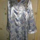 Женский атласный халат Hubermasche