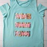 Подростковая футболка для девочки 12-14 лет C&A Германия Размер 158-164