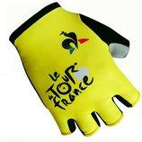 Велоперчатки Le Tour de France