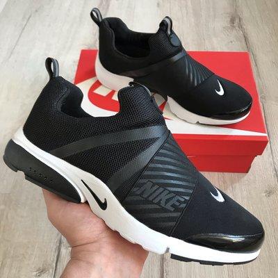 Мужские летние кроссовки слипоны Nike Presto.
