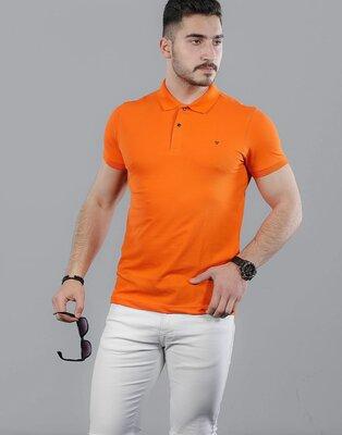 Стильные мужские Поло 83-90-901. Турция.