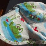Snozu США трикотажная кепка с защитой шеи на 1-2 года