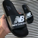 Шлепанцы New Balance