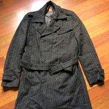 Hugo boss пальто безподкладочное