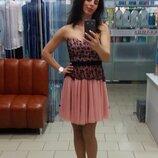 Вечернее платье Estrella по распродажной цене размер 36,38.