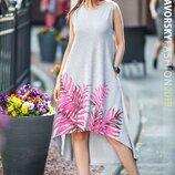 женское летнее платье сарафан Лада я 34858
