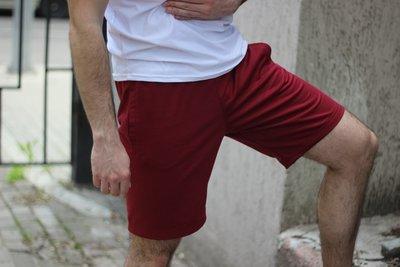 Шорты мужские трикотажные шорти спортивні чоловічі трикотаж