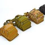 Рюкзак сумка тактический штурмовой, 4 цвета объем 20л, размер 25х23х10см
