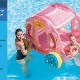 Детский игровой центр INTEX 56514 Карета принцессы