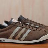 Мужские кожаные кроссовки Adidas The Sneeker, 46 размер. Оригинал
