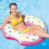 Надувной круг пончик