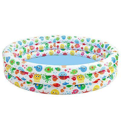 Надувной детский Бассейн 5644 Intex Интекс . Надувний дитячий басейн.