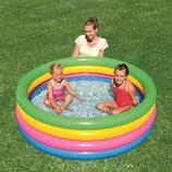 Бассейн 51117 Детский, Надувной. Надувний дитячий басейн Бествей.
