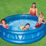 Детский Бассейн 58431 Конус Intex Интекс . Дитячий надувний басейн.