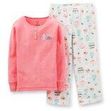 Пижама с флисовыми штанишками Carters сладкий сон