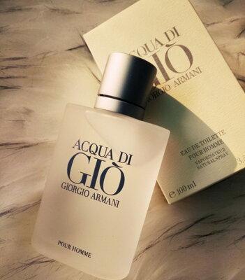 Потрясающий, свежий, невероятно приятный аромат - Armani Acqua Di Gio Mеn