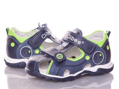 2f3443f11 Детские ортопедические сандали, босоножки для мальчика TM Clibeе ...