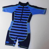 Mini mode. Купальный костюм, комбинезон для пляжа. 80-86 размер.