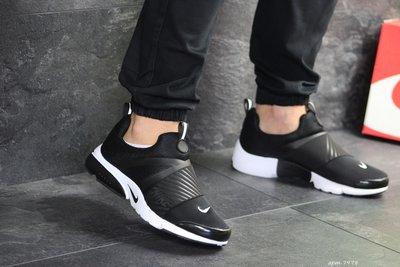 Кроссовки мужские Nike Presto black 7978
