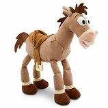 Плюшевая игрушка конь Буллзай из м/ф История Игрушек, Disney