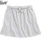 -20% от цены Летняя легкая трикотажная юбка Alive.Германия.р.128 7-8 лет