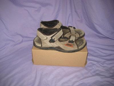 Босоножки сандалии Rohde Германия 42-43 размер по стельке 28 см.Кожаные. Легенькие , дышащие, мягкие