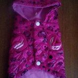 Жилетка кофта куртка для кота сфинкса маленькой собачки